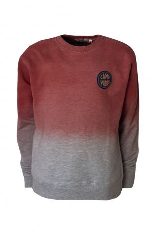 9-Mister T Marco sweater  grey melee
