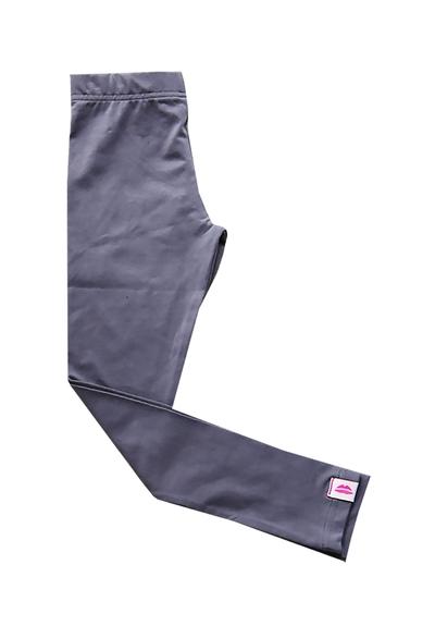 D1-Legging Kalla Grey solid