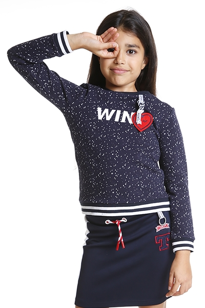 A1-Sweater Monique navy