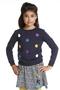 C1-Sweater Poms navy
