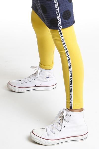 C1-Legging Kalla yellow