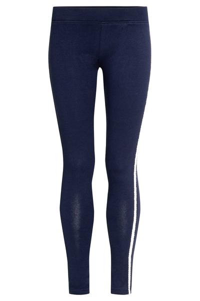 M1-Legging Kalla donkerblauw