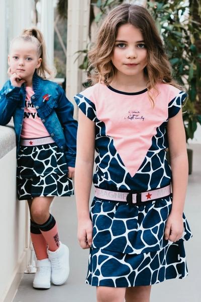 S- dress Tina AOP dots