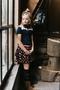 Y4-Skirt Livie star AOP