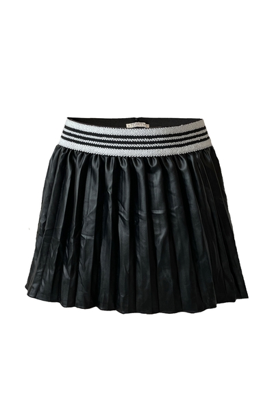 C-Girls skirt MISTY Faux leather